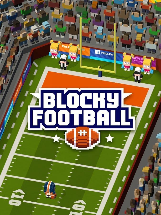 方块橄榄球去广告版v1.0.77_截图