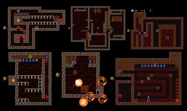 陷阱迷宫:狙击手版