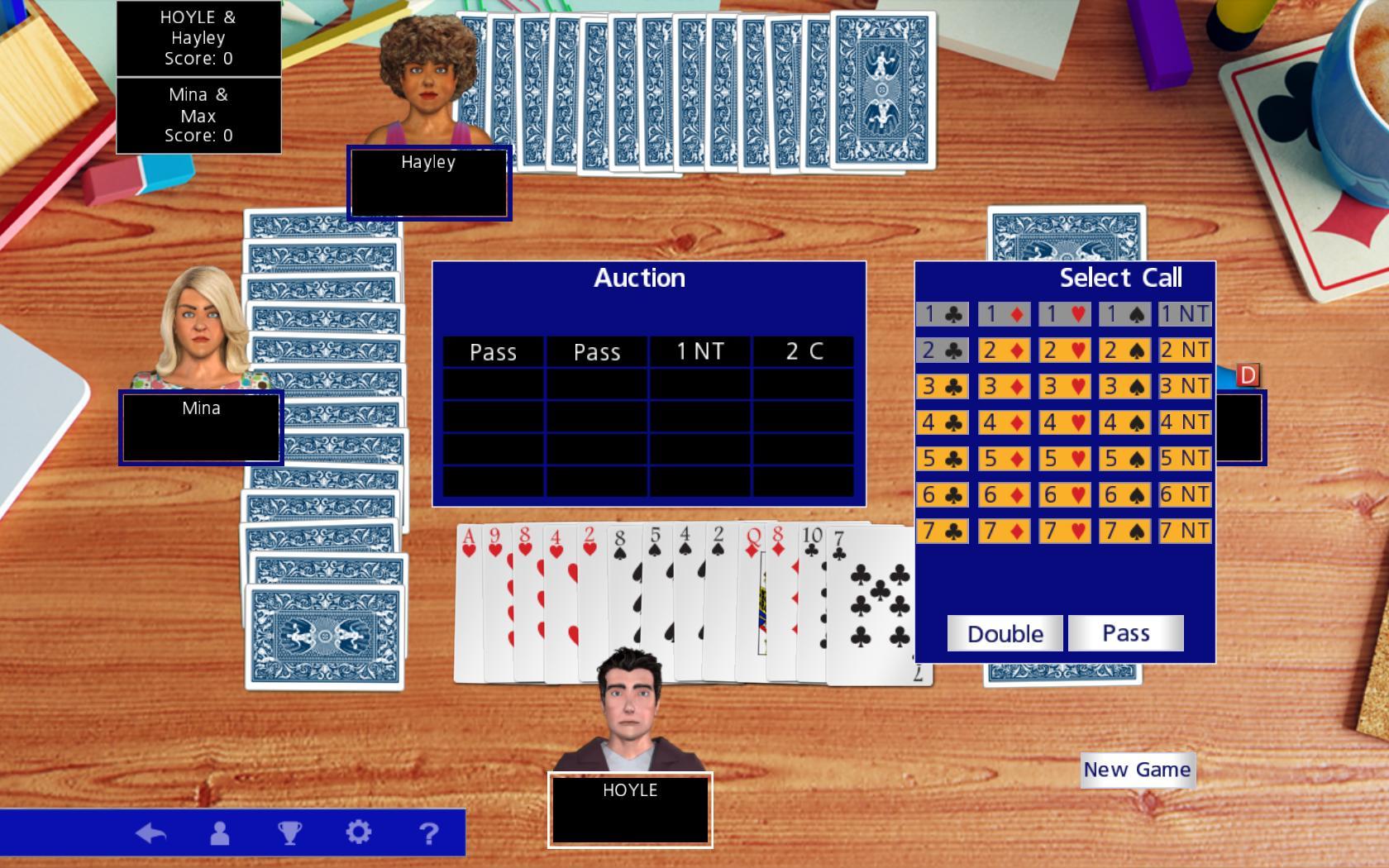霍伊尔官方纸牌游戏PC破解版截图1