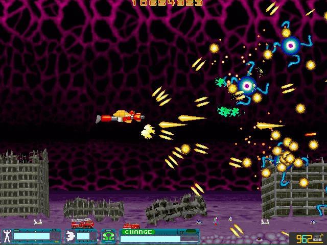 超级机器人VULKAISER破解版截图6
