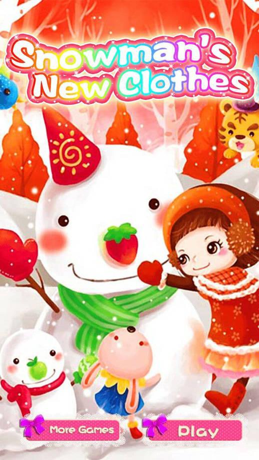 可爱的雪人ios中文版v1.0截图3