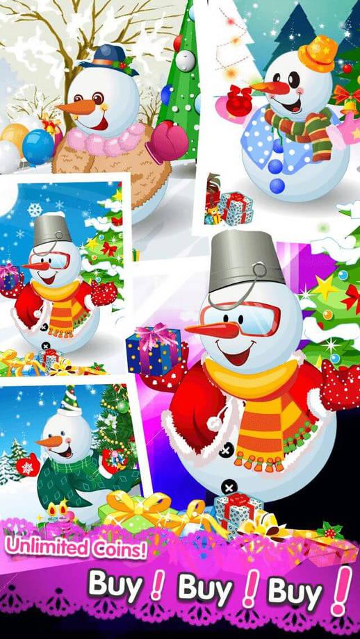 可爱的雪人ios中文版v1.0截图4