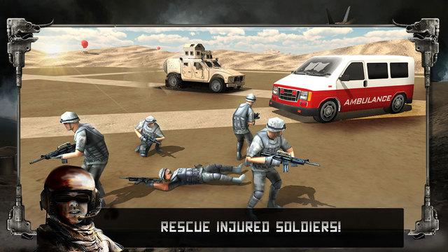 陆军停车卡车司机:第二次世界大战破解版v1.0_截图