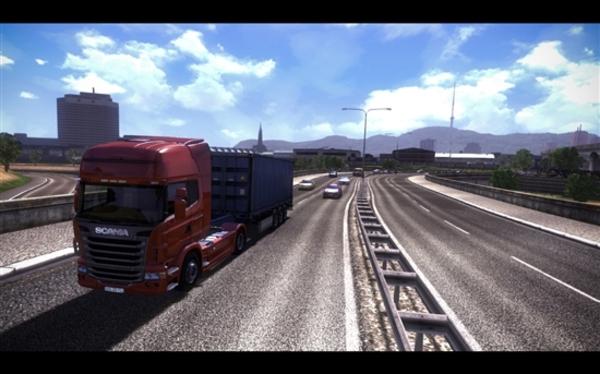 欧洲卡车模拟2双倍经验MOD