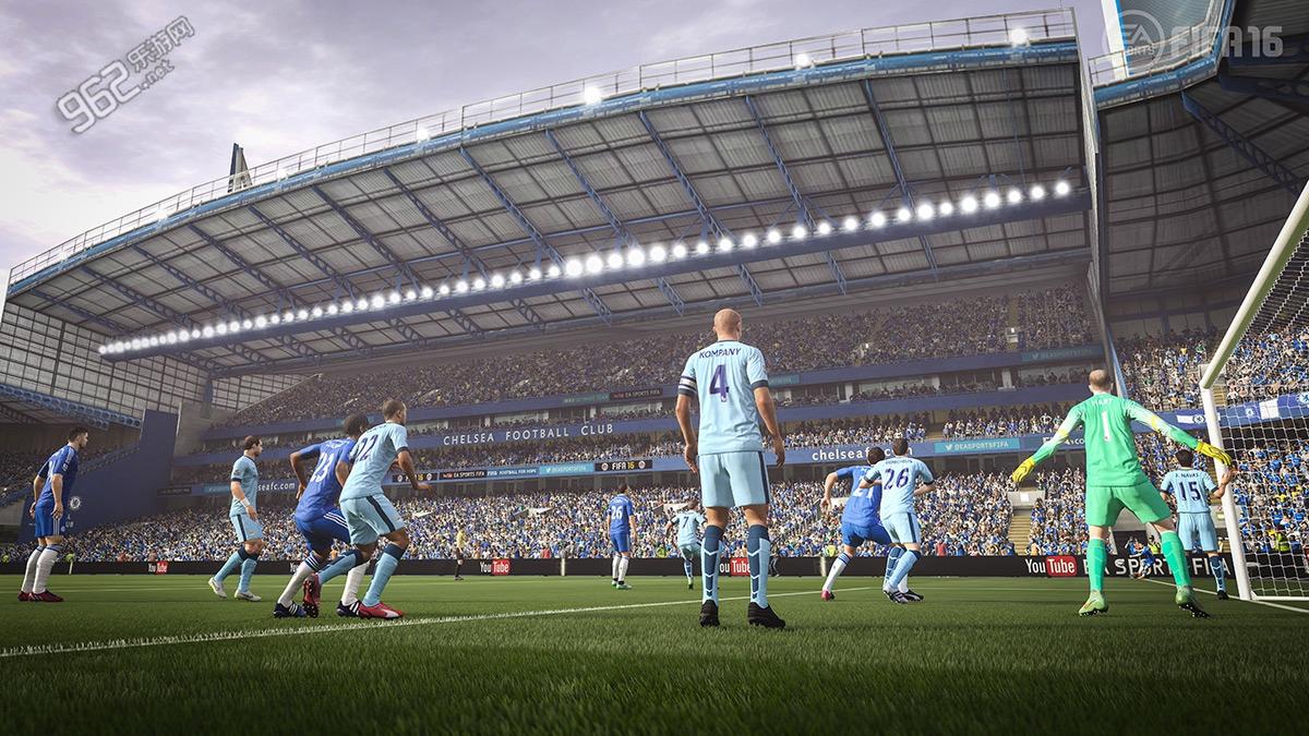 FIFA 16会花脸小人存档