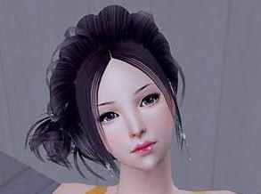 模拟人生4美女shiza人物模型MOD