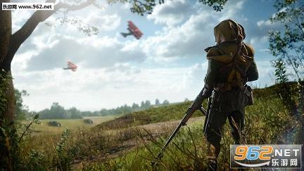 《战地1》最强狙击演示视频 三枪干翻坦克