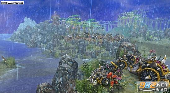 征服之岛1.25正式版下载(附攻略)-乐游网游戏下载