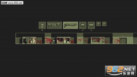 Bloody Walls血染沃尔斯中文硬盘版截图1