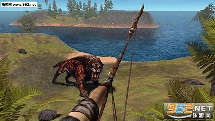 荒岛求生3D:森林安卓版截图1