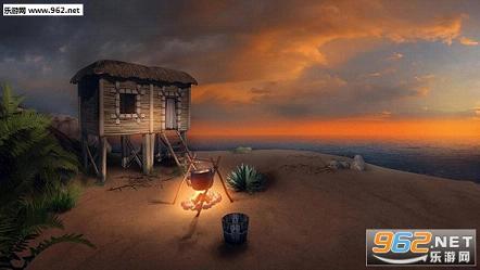 荒岛求生3D:森林安卓版截图3