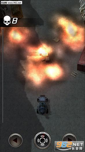 丧尸终结者求生之路3手机版1.0_截图