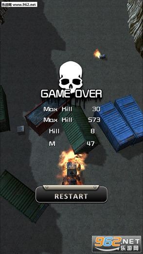 丧尸终结者求生之路3手机版1.0[预约]_截图3
