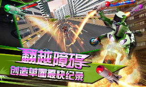 暴力摩托极速狂飚3D破解版v1.5.0_截图