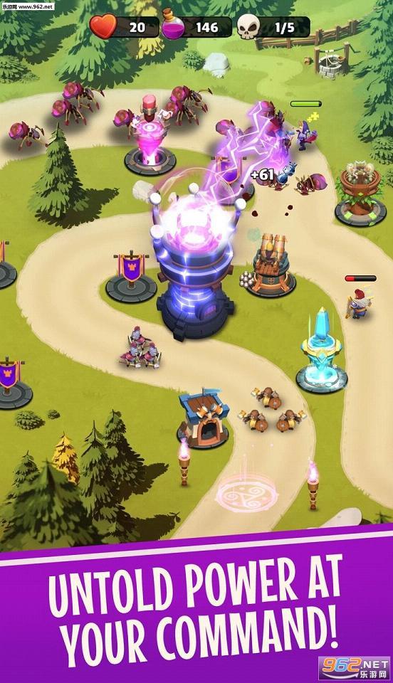 守卫城堡无限金币钻石破解版v1.5.0_截图4