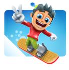 滑雪大冒险2无敌版