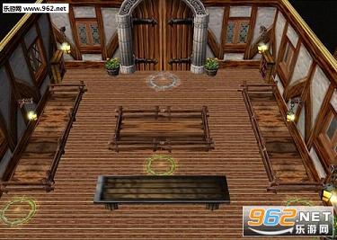 魔兽RPG攻略无止境的外传2战斗附隐藏地图云雾山一日游攻略图片
