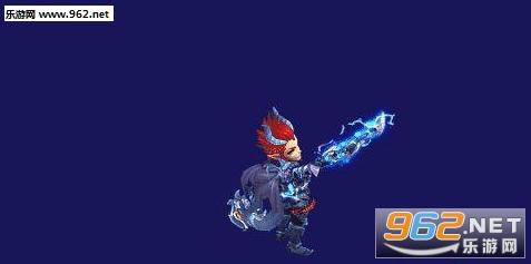 梦幻西游手游巨魔王武器效果图图片