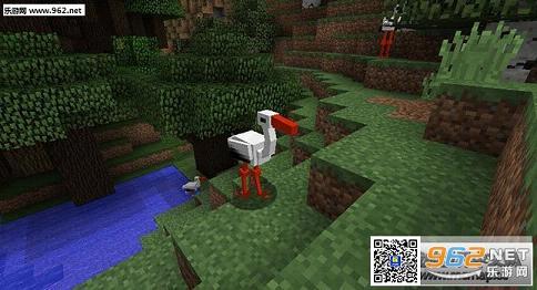 《我的世界》的一款动物mod-地球生物mod
