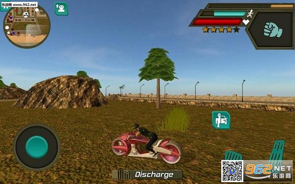 摩托车机器侠无限技能点破解版v1.0_截图