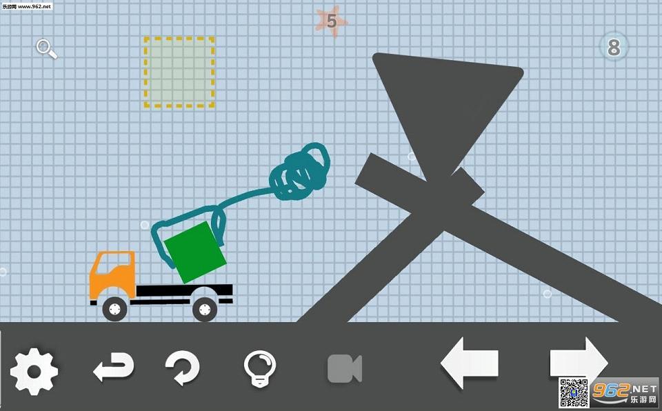 烧脑物理卡车无限金币破解版v1.0.31_截图2