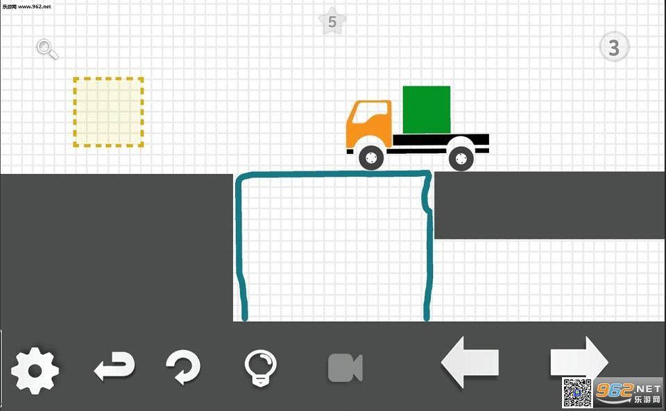 烧脑物理卡车无限金币破解版v1.0.31_截图3