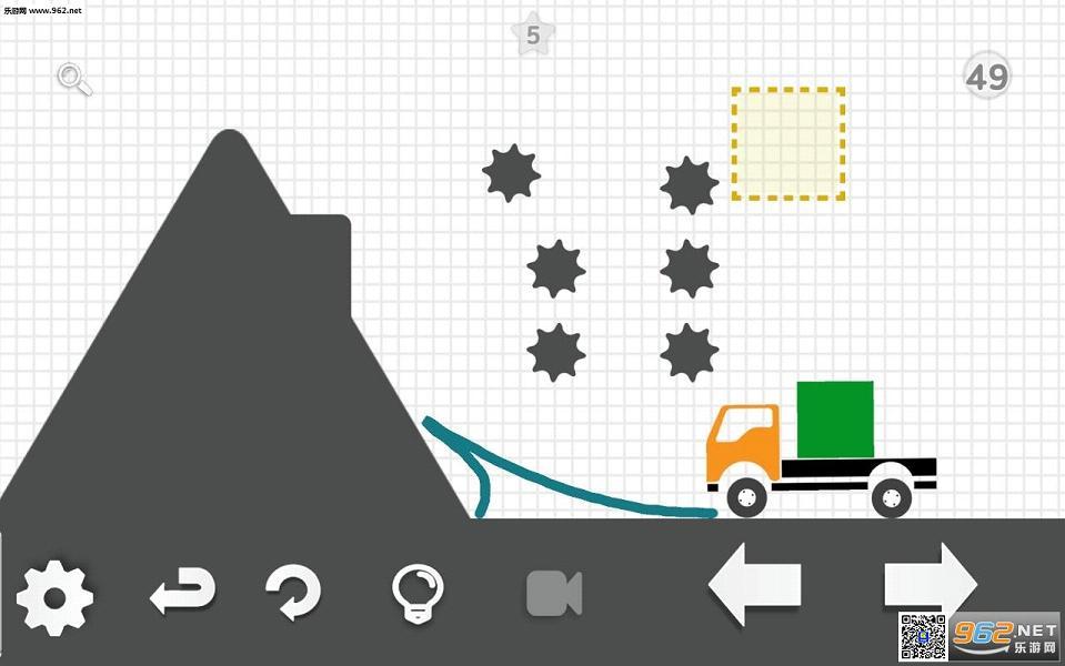 烧脑物理卡车无限金币破解版v1.0.31_截图4