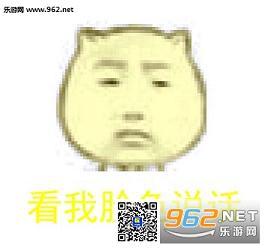 看我脸色说话表情表情板|看我脸色说话表情fatego休闲游戏七彩包图片
