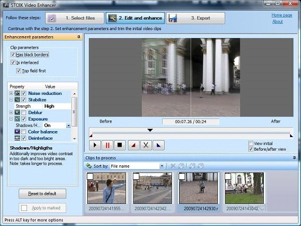 Video Enhancer破解版(视频去马赛克软件)v1.9.12