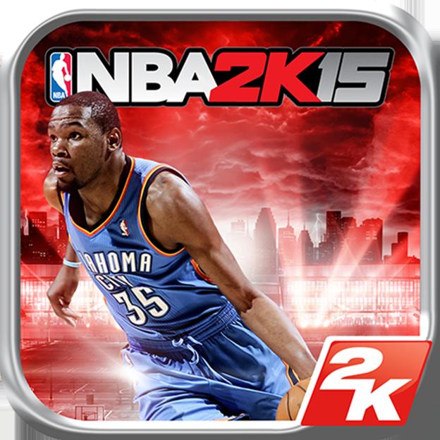 NBA2K15直装版中文版