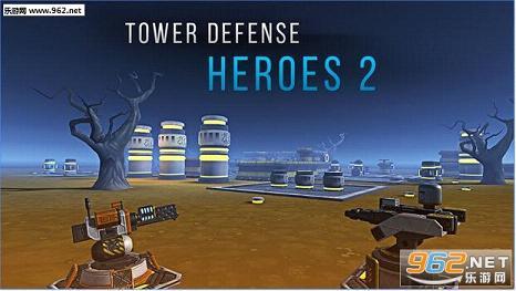 塔防英雄2无限金币版_截图0