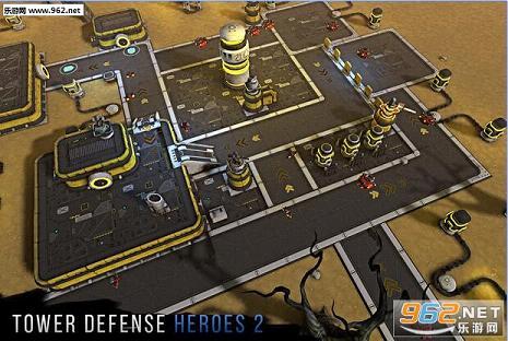 塔防英雄2无限金币版_截图3