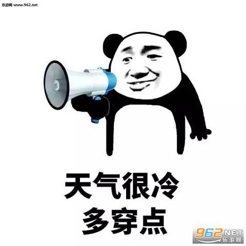 暴走熊猫姑娘在吗你在干嘛表情包