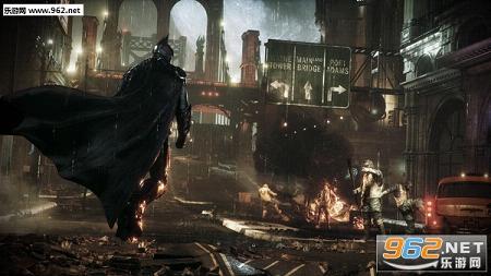 蝙蝠侠:阿卡姆骑士破解中文版截图1