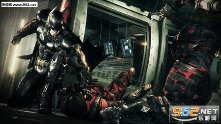 蝙蝠侠:阿卡姆骑士破解中文版截图5