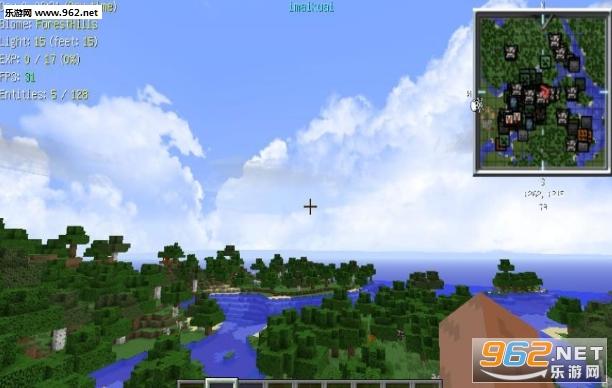 我的世界1.7.10天空工厂2.5整合包截图2