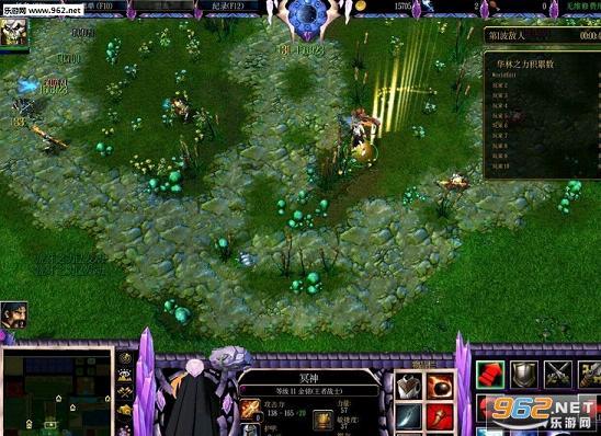魔域之界3.4冥王降临 隐藏英雄密码