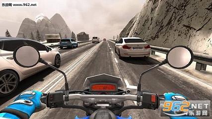 公路骑手苹果版破解版_截图1