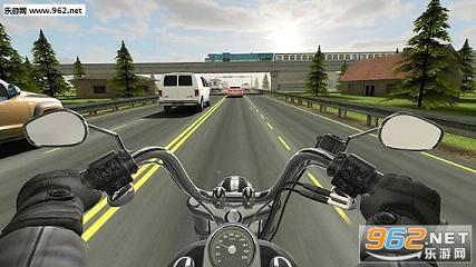 公路骑手苹果版破解版_截图5