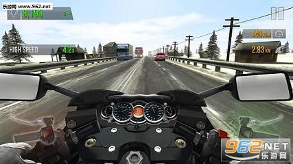 公路骑手苹果版破解版_截图4