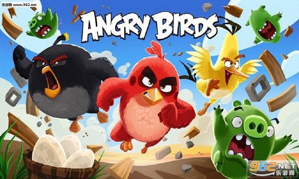 愤怒的小鸟7.0.0最新破解版_截图0