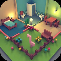 梦想之家:关于游戏的设计和装修苹果IPAD版v1.0