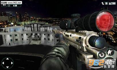 沉默的狙击手刺客3D破解版v4.3_截图1