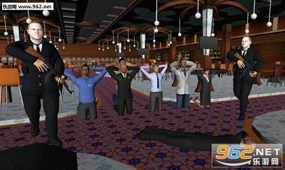 沉默的狙击手刺客3D破解版v4.3_截图2