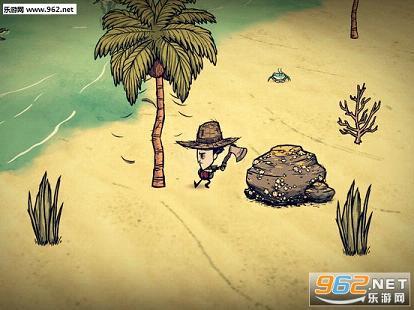 饥荒:海难iOS中文版截图1