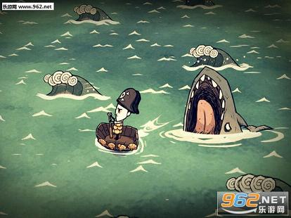 饥荒:海难iOS中文版截图2