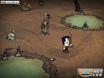饥荒:海难iOS中文版截图3