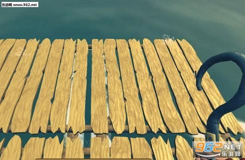 木筏生存raft�O果版v1.04截�D0
