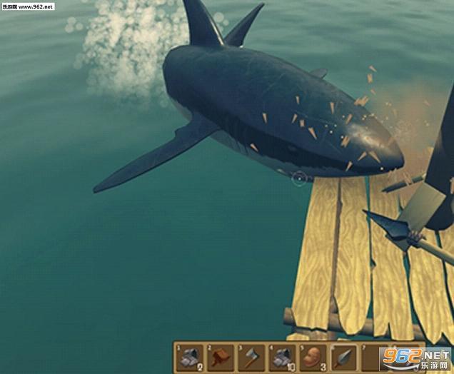 Raft木筏生存游戏中文硬盘版v1.2.0截图2