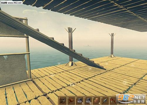 木筏生存raft�O果版v1.04截�D2